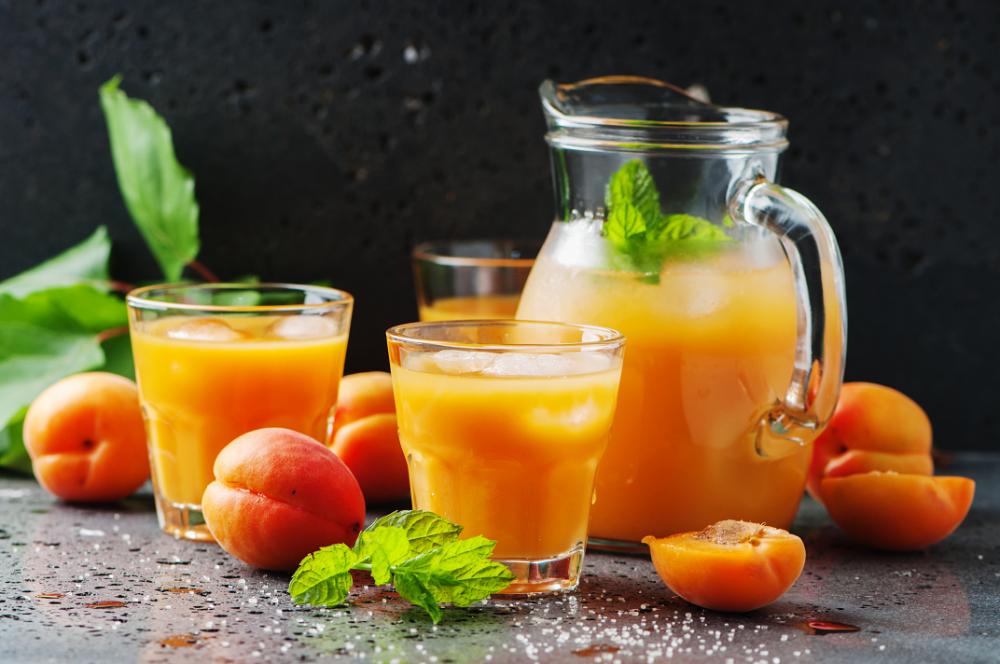 apricot purees, peach purees, Kamaruddin, peach nectar, apricot nectar, peach / apricot halves