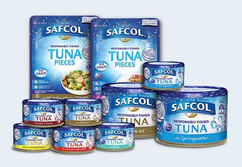 light meat tuna, skipjack tuna, albacore tuna, yellow fin tuna, sardines, white meat tuna, white tuna, seafood, canned fish, fresh fish, Thai tuna
